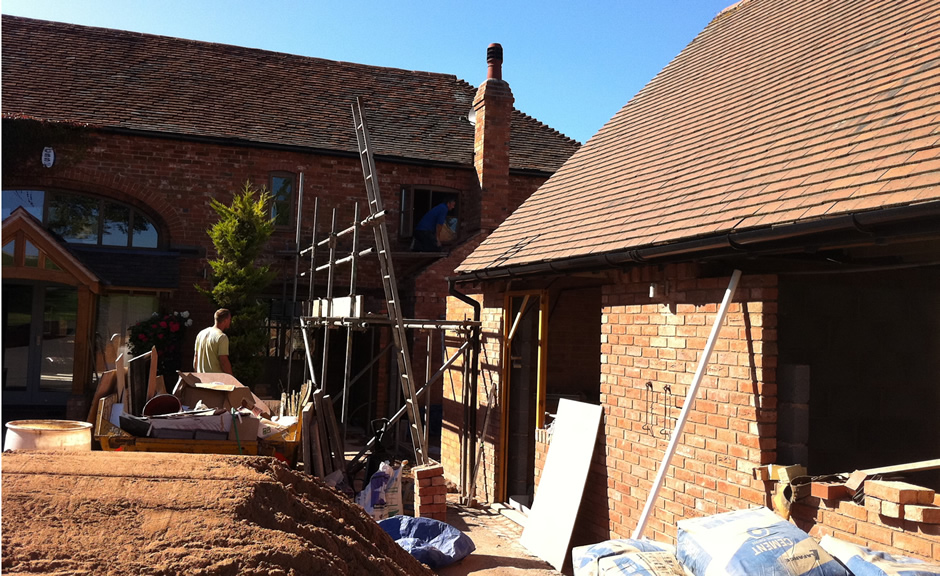 Jewel Builders Ltd Extension And Barn Renovation